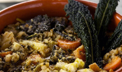 The Ribollita