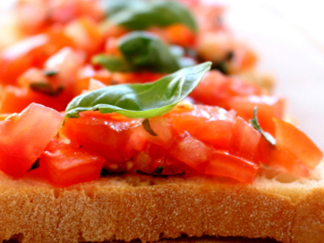 The Bruschetta